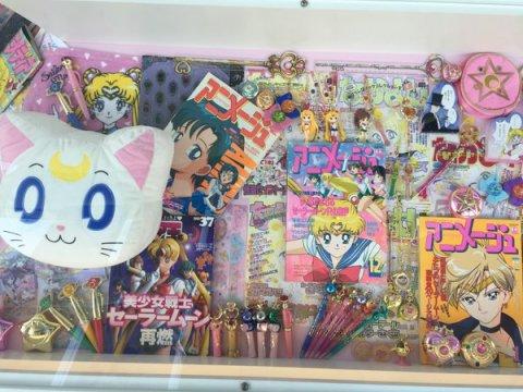 Exposição Sailor Moon 03