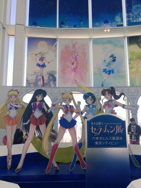 Exposição Sailor Moon 06