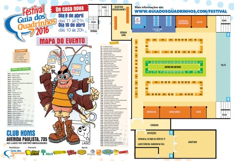 Festival Guia dos Quadrinhos 2016