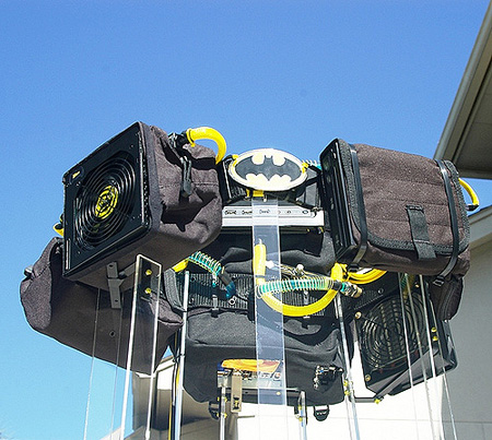 Batman Utility Belt - Bruce Webb