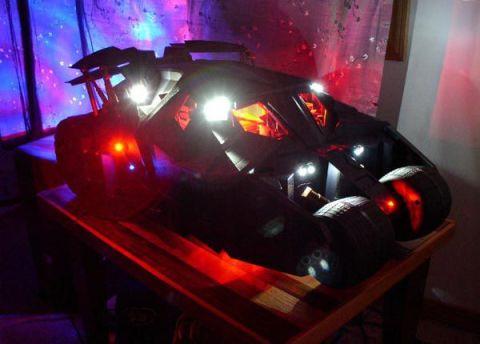 Batmobile Tumbler - batfan06