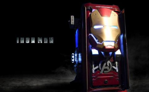 Iron Man - Ron Christianson, Thermaltake