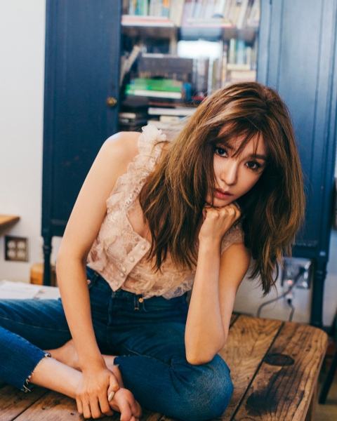 SNSD Tiffany 'I Just Wanna Dance' mini-album teaser (6)