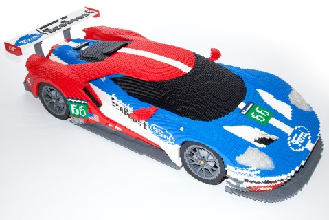 Ford GT Le Mans 2016 by Pascal (1)