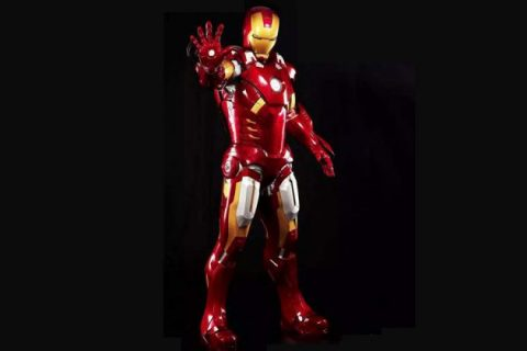 Iron Man 3 Mark VII Life sized- igh end Replica Costume 01