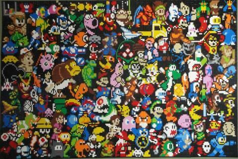 Nintendo by Lego (4)