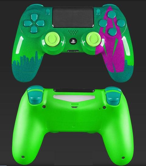 PS4 controller (2) - The Controller Shop