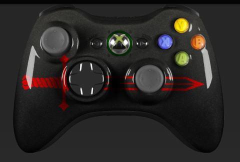 Xbox 360 controller - The Controller Shop