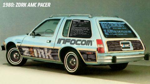 AMC Pacer Zork (Infocom, 1980)
