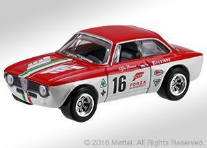 Hot Wheels Forza Alfa Romeo Giulia 02
