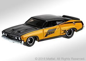Hot Wheels Forza Ford Falcon 02
