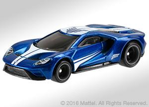 Hot Wheels Forza Ford GT 02