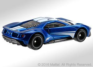 Hot Wheels Forza Ford GT 03