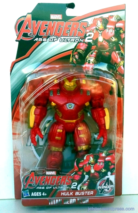 Iron Man Avengers 2 Hulkbuster front SW