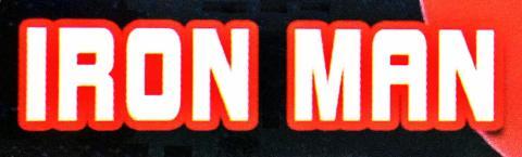 Iron Man logo S