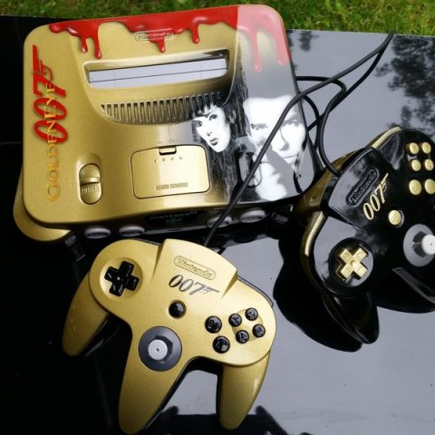 N64 mod art by @cksigns1