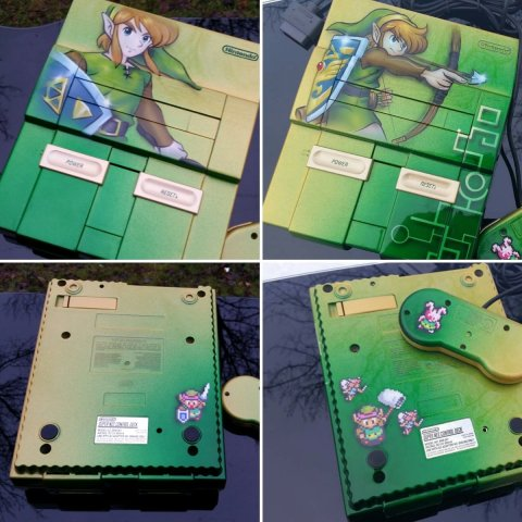 SNES mod art by @cksigns1