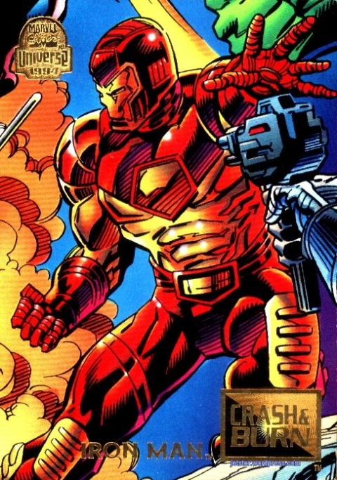 Iron Man 90s cards 03fw