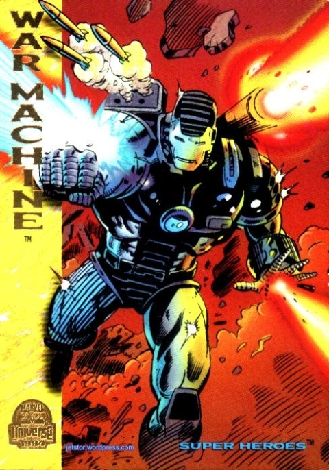 Iron Man 90s cards 05fw