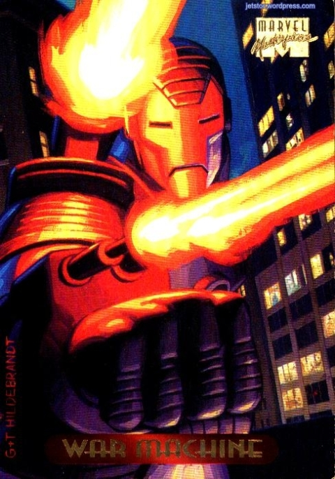 Iron Man 90s cards 06fw